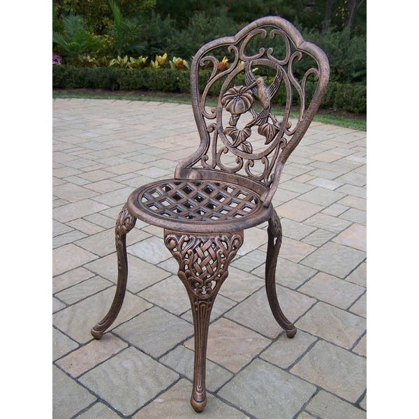 Shop For Lattice 3 Piece Bistro Set With 24 Inch Tempered Glass Top Table And 2 Chairs Get Free Delivery On Everything At Overstock Your Online Garden Patio Shop Get 5 In Rewards With Club O 12990927