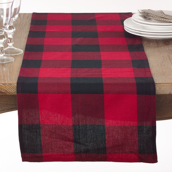 Buffalo Plaid Table Runner Free Shipping On Orders Over