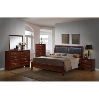 a9d33de792ffb Merlot Finish Bedroom Furniture