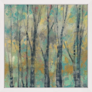 Marmont Hill - 'Pastel Arbor I' Framed Painting Print