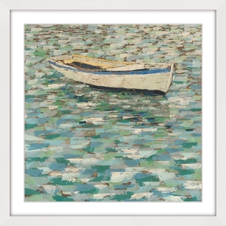 Marmont Hill - 'On the Pond I' Framed Painting Print