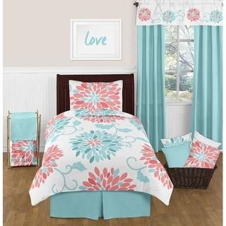 Sweet Jojo Designs Emma Twin 4-piece Comforter Set