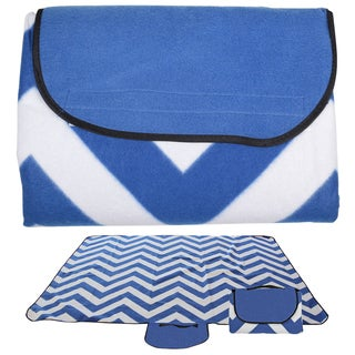 TrailWorthy Polyester Beach and Picnic Blanket (Case of 20)