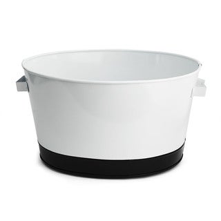 Swoop Stainless Steel Beverage Tub