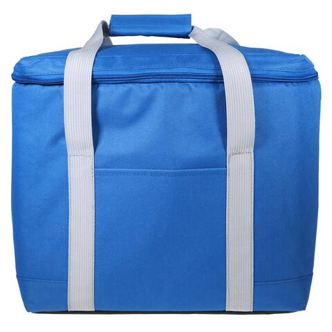 TrailWorthy Blue PVC Jumbo Leak-proof Cooler Bag