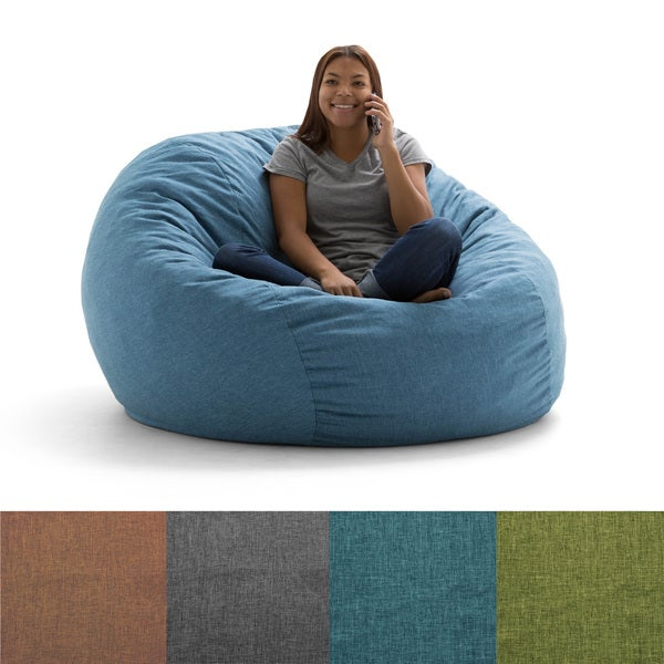 Bean Bag Chairs Big Joe Lux Large Fuf Union