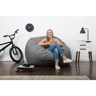 Big Joe Lux King Fuf Chair, Union (2 options available)