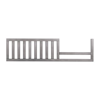 Evolur Convertible Crib Toddler Guard Rail - Storm Grey