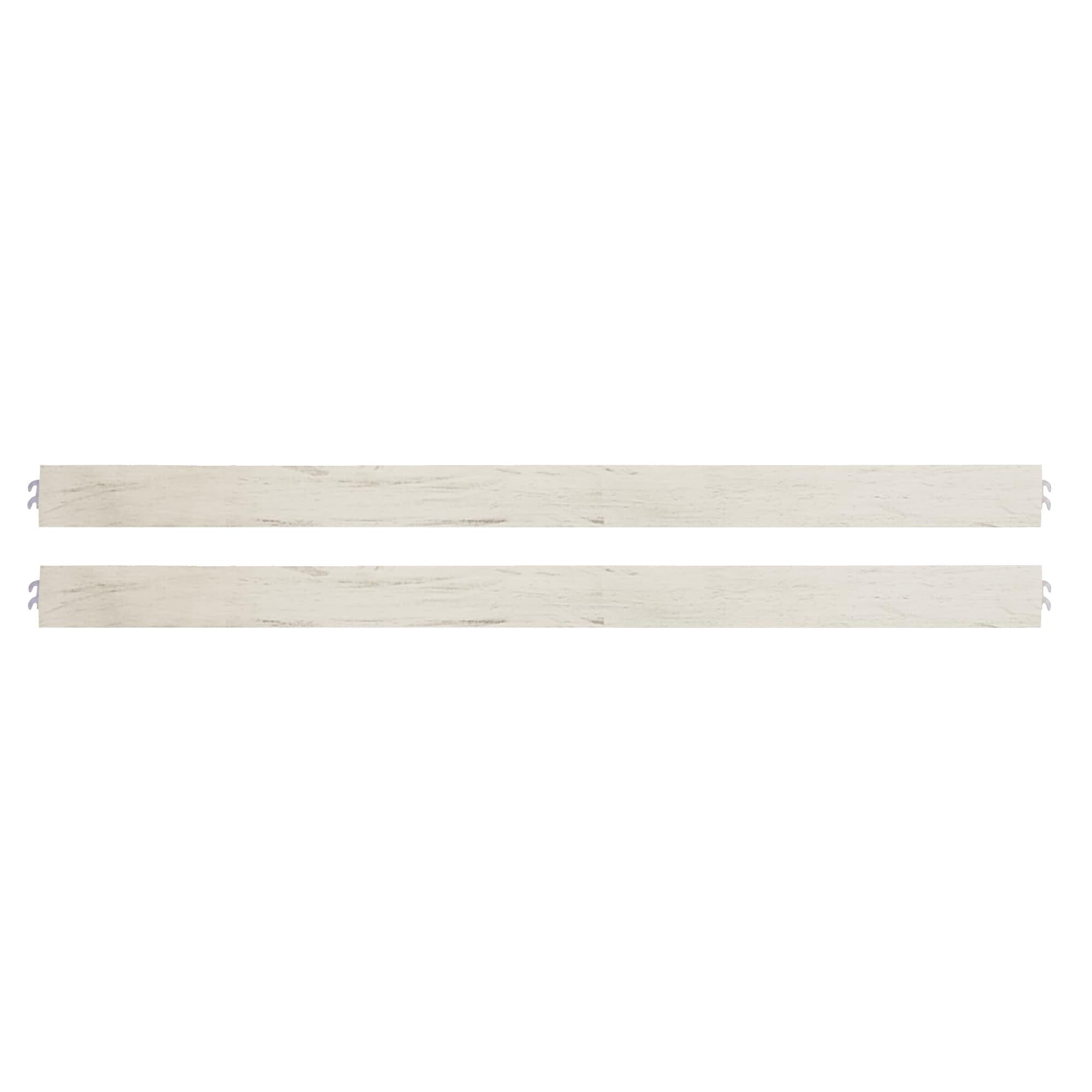 Evolur Universal Convertible Crib Cream (Ivory) Wooden Fu...