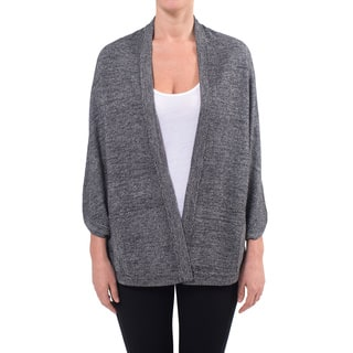 Premise Cashmere Women's Dolman Sleeve Cashmere Cardigan|https://ak1.ostkcdn.com/images/products/12991467/P19737738.jpg?impolicy=medium