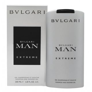 Bvlgari Man Extreme Men's 6.8-ounce Shampoo & Shower Gel