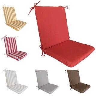 Corvus Naples Outdoor Mid Chair Cushion