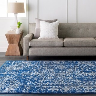 Meticulously Woven Nilu Rug (5'3 x 7'3)