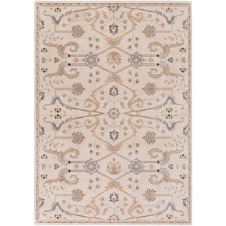 Meticulously Woven Theatre New Zealand Wool / Nylon Rug (5'3 x 7'6)
