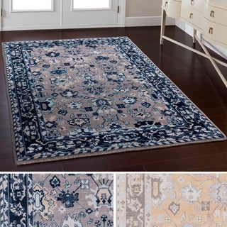 Meticulously Woven Wuster Nylon Rug (5'3 x 7'6)