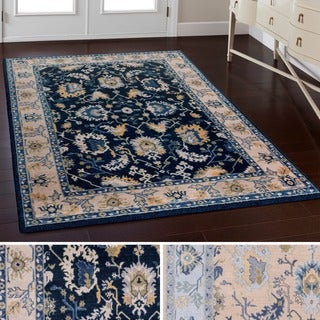 Meticulously Woven Wyoming Nylon Rug (5'3 x 7'6)