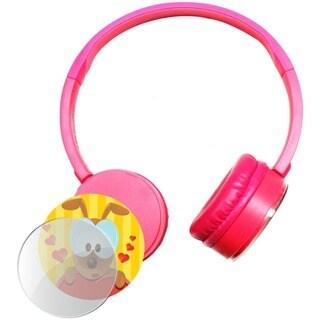 Hamilton Buhl Express Yourself Kidz Phonz Headphone - Pink - Thumbnail 0