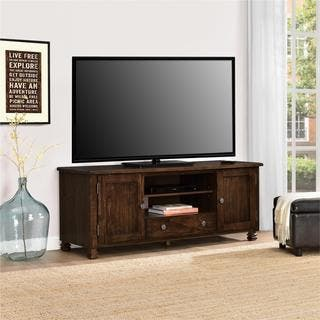 Espresso Tv Stands Amp Entertainment Centers For Less