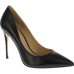Women's Nicole Miller Maison Pump Black Nappa Leather