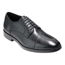 Men's Cole Haan Jay Grand Cap Toe Oxford Black Leather