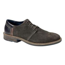 Men's Naot Chief Oily Brown Nubuck/French Roast Leather/Hazelnut