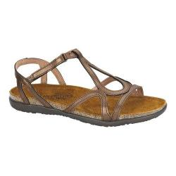 Women's Naot Dorith Grecian Gold Leather