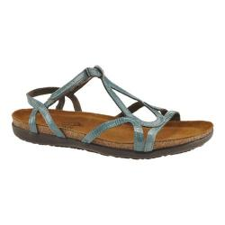 Women's Naot Dorith Teal Patent Leather