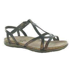 Women's Naot Dorith Volcanic Brown Leather