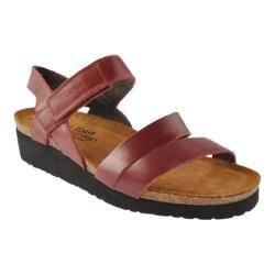 Women's Naot Kayla Sandal Rumba Leather