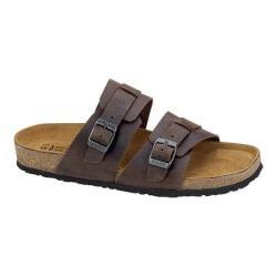 Men's Naot Santa Cruz Sandal Crazy Horse Leather