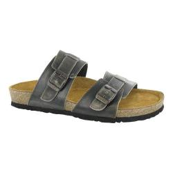 Men's Naot Santa Cruz Sandal Vintage Grey Leather