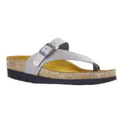 Women's Naot Tahoe Silver Threads Leather