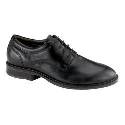 Men's Naot Wisdom Black Madras Leather