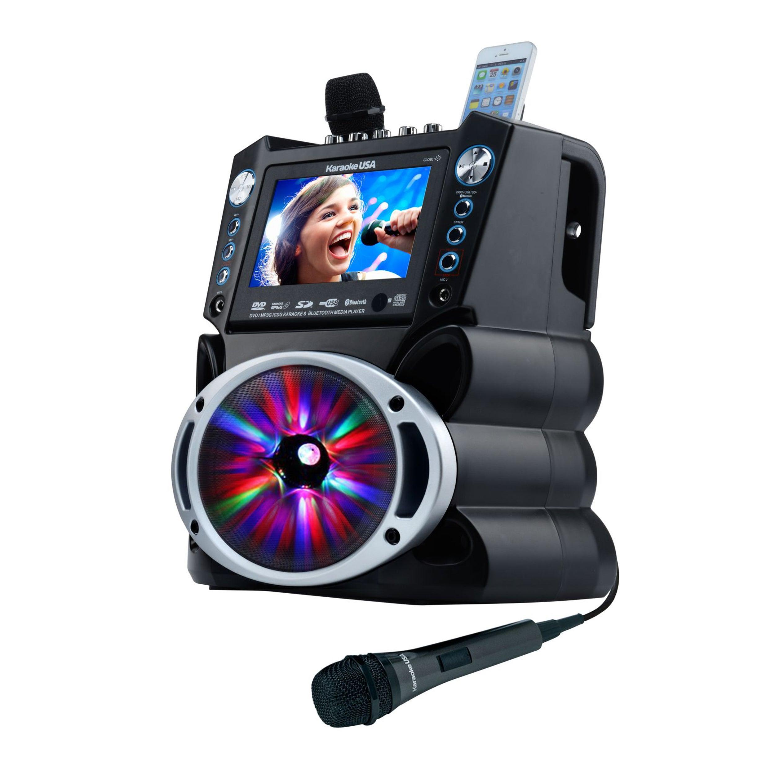 DOK GF842 Karaoke System