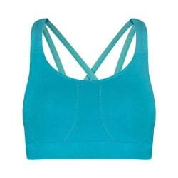 Women's tasc Performance TTFN (Ta Ta For Now) Studio Sports Bra Marlin/Monsoon