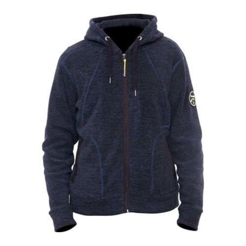 shop women s bearpaw hialeah polar fleece jacket navy free