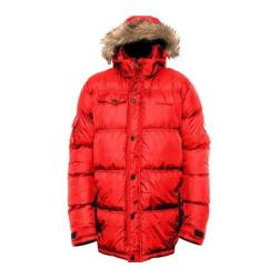 Men's Bearpaw Durham Jacket Red