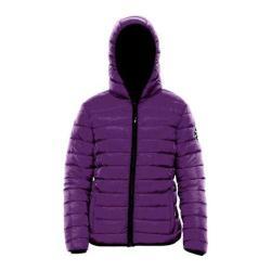 Women's Bearpaw Fargo Jacket Purple