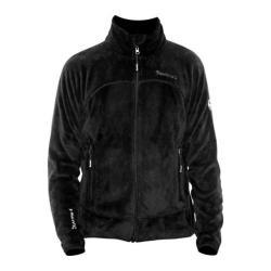 Women's Bearpaw Omaha Fleece Jacket Black II