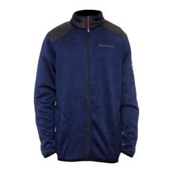 Men's Bearpaw Washington Polar Fleece Jacket Navy
