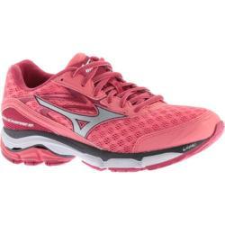 Women's Mizuno Wave Inspire 12 Running Shoe Calypso Coral/Silver