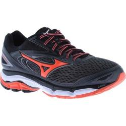 Women's Mizuno Wave Inspire 13 Dark Shadow/Fiery Coral/White