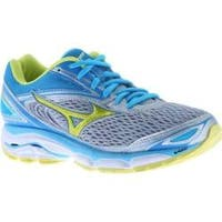 Women's Mizuno Wave Inspire 13 High-Rise/Bolt/Blue Atoll