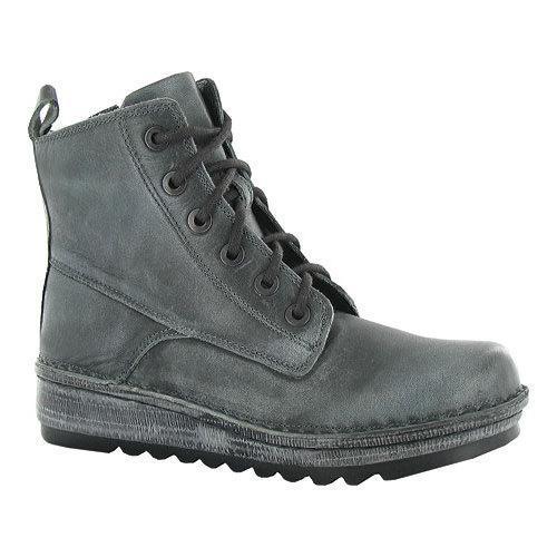 Womens Boots Naot Gazania Vintage Smoke Lthr w/Gray Wash Sole 17108BA1