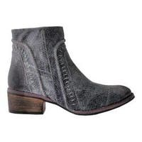 Women's Nomad Jameson Ankle Bootie Black
