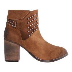 Women's Nomad Jemma Ankle Bootie Cognac