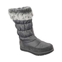 Women's Skechers Adorbs Fab Cold Weather Boot Charcoal