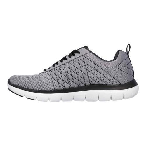 e0f4488593d ... Thumbnail Men  x27 s Skechers Flex Advantage 2.0 Training Shoe Light  Gray Black