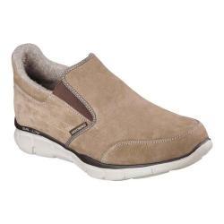 Men's Skechers Equalizer Chakote Slip On Walking Shoe Brown