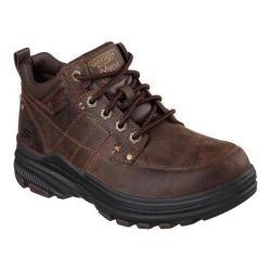 Men's Skechers Relaxed Fit Holdren Lender Boot Dark Brown